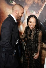 Tom Hardy, Zoe Kravitz