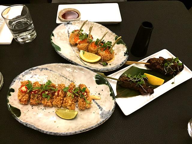 sticks n sushi starter