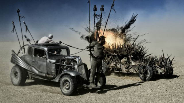 the cars of mad max fury road
