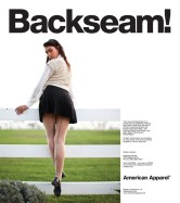 American Apparel BANNED adverts 16
