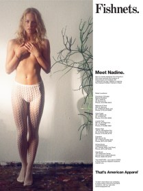 American Apparel BANNED adverts 38