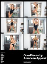 American Apparel BANNED adverts 69