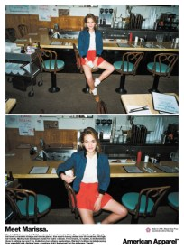American Apparel BANNED adverts 77