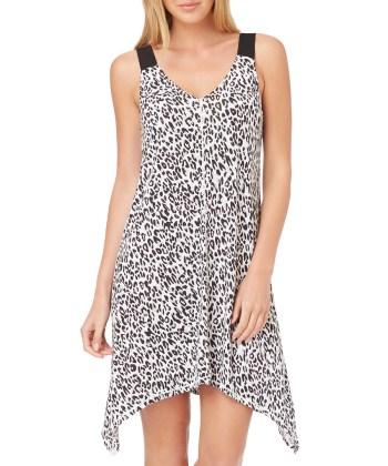 Nolita Girl white modal night dress