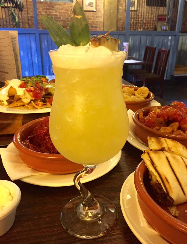 Cuba Colada cocktail