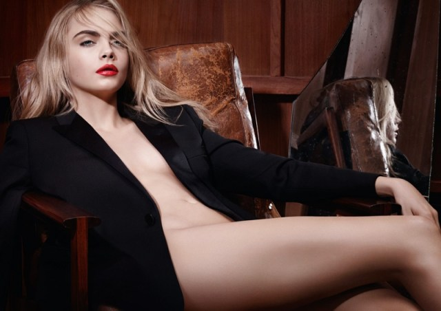 Cara-Delevingne-Naked-YSL-Beauty-Campaign