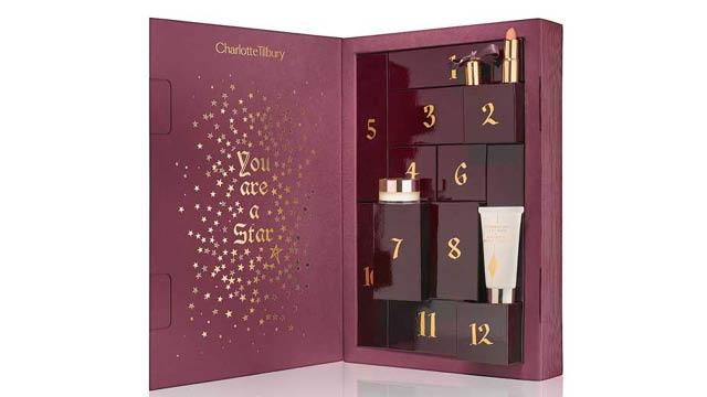 charlotte tilbury beauty advent calendar