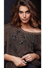 Bronze Evolution-Luxury Sweater