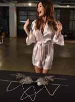 Lily Aldridge Behind The Scenes Fireworks Fantasy Bra2