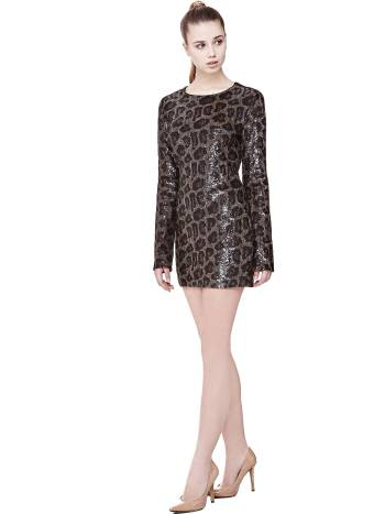 guess MARCIANO SEQUIN DRESS