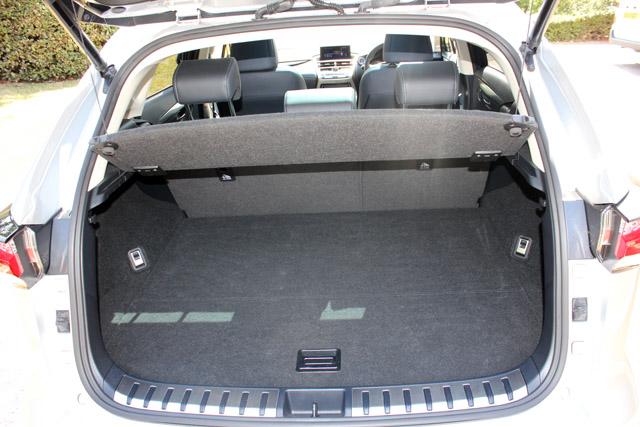 Lexus boot