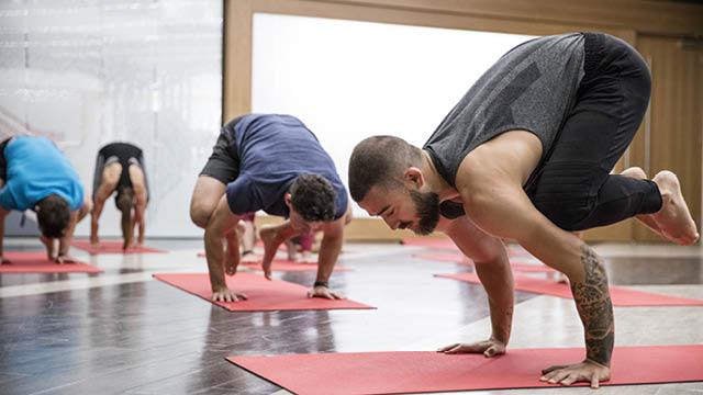 virgin active yoga