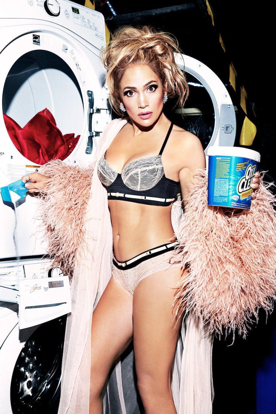 Jennifer Lopez Bra And Panties