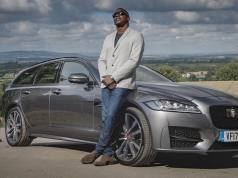 LeonardwFoster reviewing the Jaguar XF Sport Brake