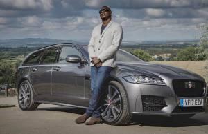 LeonardwFoster reviewing the Jaguar XF Sport Brake