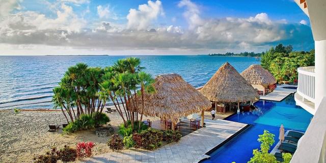 Belize 4-Star Beach Resort thru Spring