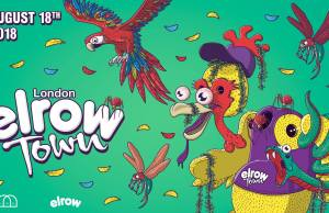 elrow town london aug 18 2018