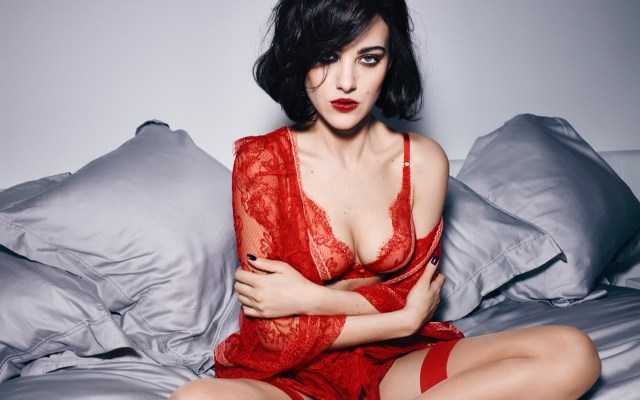 Agent Provocateur Valentines 2018 breakfast in bed