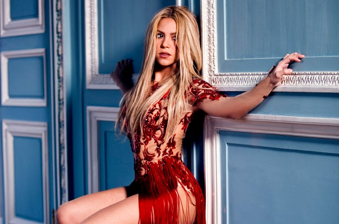 Shakira brings her world tour to The O2
