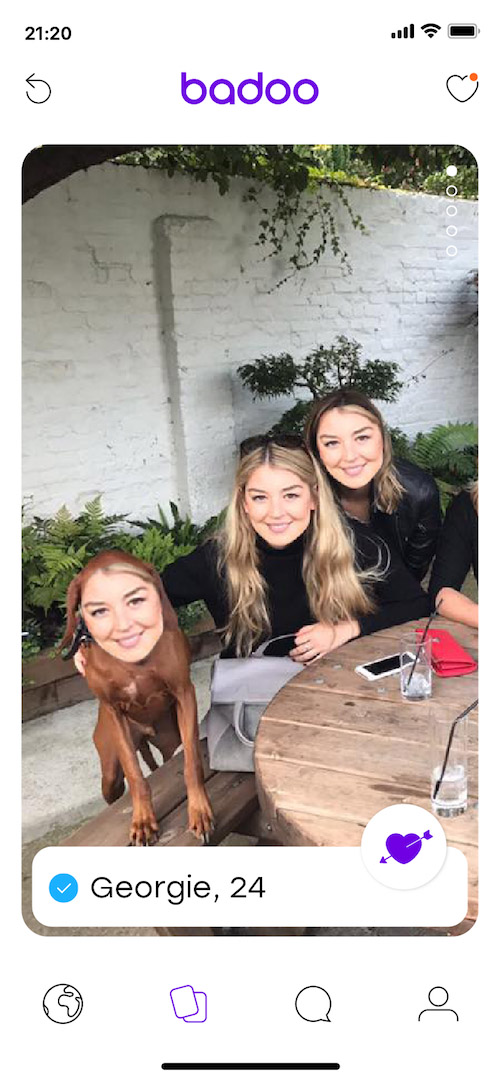 Dating App Group Shots 2