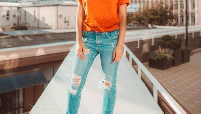 distressed denim - quiz clothing