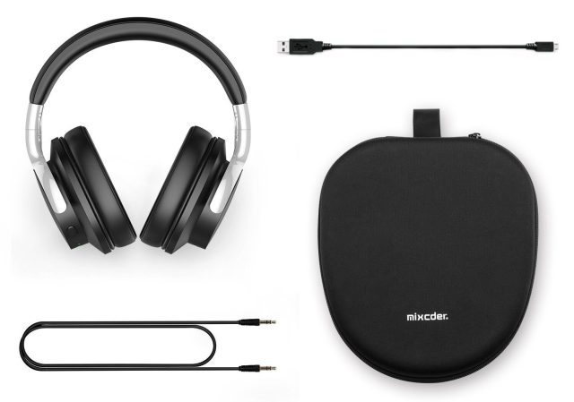 Mixcder E7 Active Noise Cancelling Wireless Bluetooth Headphones
