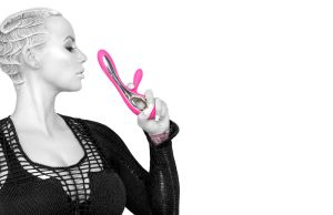Amber Rose does Sex Toys with Lelo