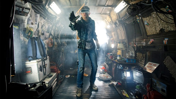 READY PLAYER ONE 4K HD