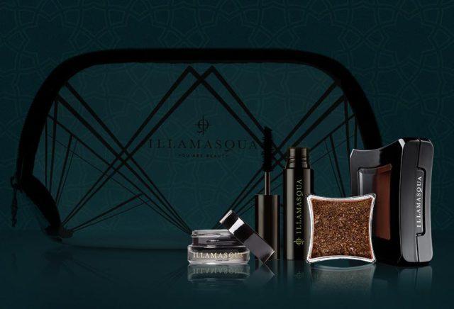 Illamasqua complimentary gift set