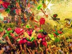 elrow at Ushuaia