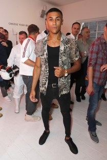 Jordan Adefeyisan attends Huawei's 'A Phone' Break-Up Party & on July 18, 2018 in London, England. (Photo by David M. Benett/Dave Benett/Getty Images for Huawei)