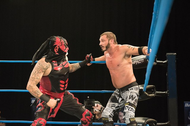 Fight Network - IMPACT Wrestling