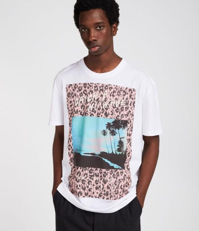 Horizon Crew T-Shirt Was £35.00 Now £16.50 in Promo