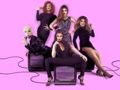 gals aloud at the underbelly
