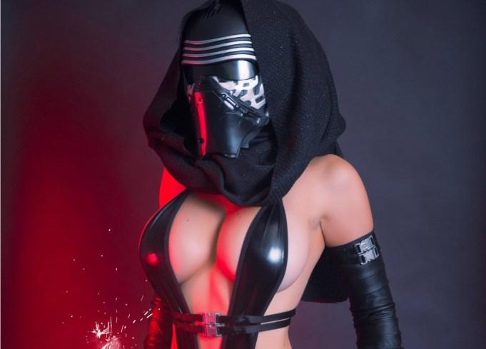 jessica nigri cosplay shoot