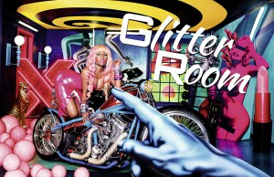 Glitter Room at the Shoreditch platform