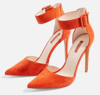 Grace Ankle Strap Shoes