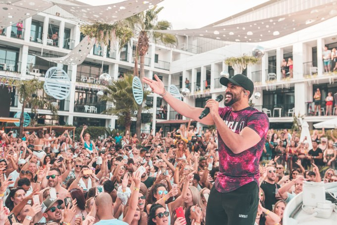 Craig David TS5 ibiza rocks 2019