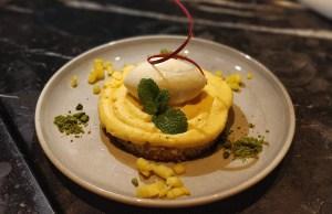 May Fair Kitchen Pistachio cake