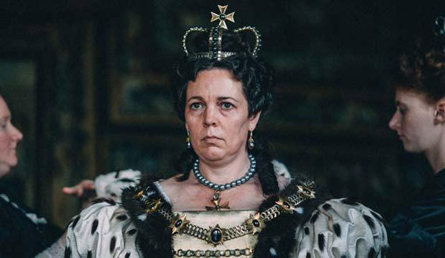 The Favourite: The Favourite Review
