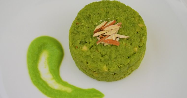 Matar ka Halwa (Green Peas Halwa with Video)