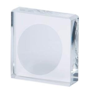 Crystal Blue Plate