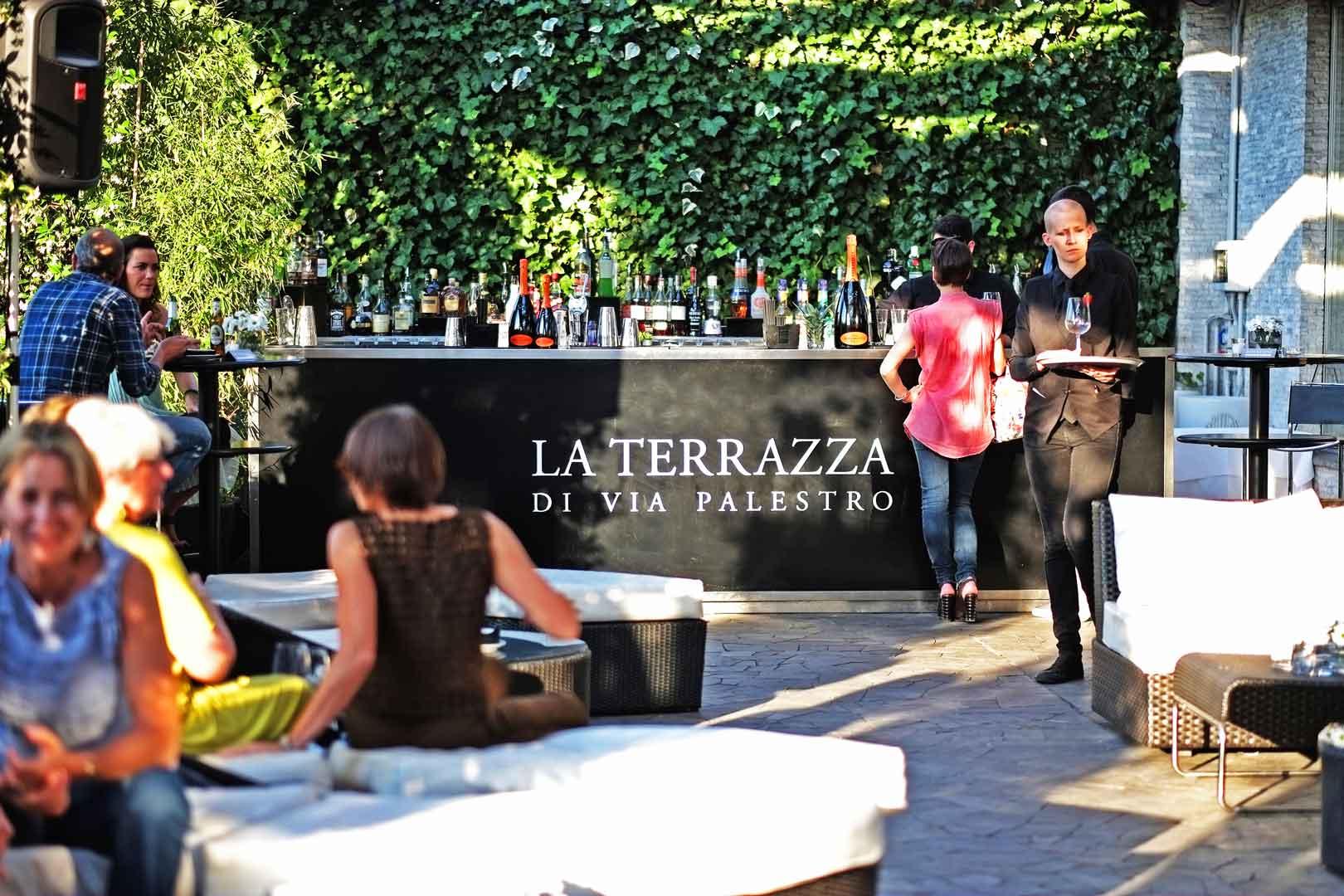 La Terrazza di via Palestro  Flawless Milano