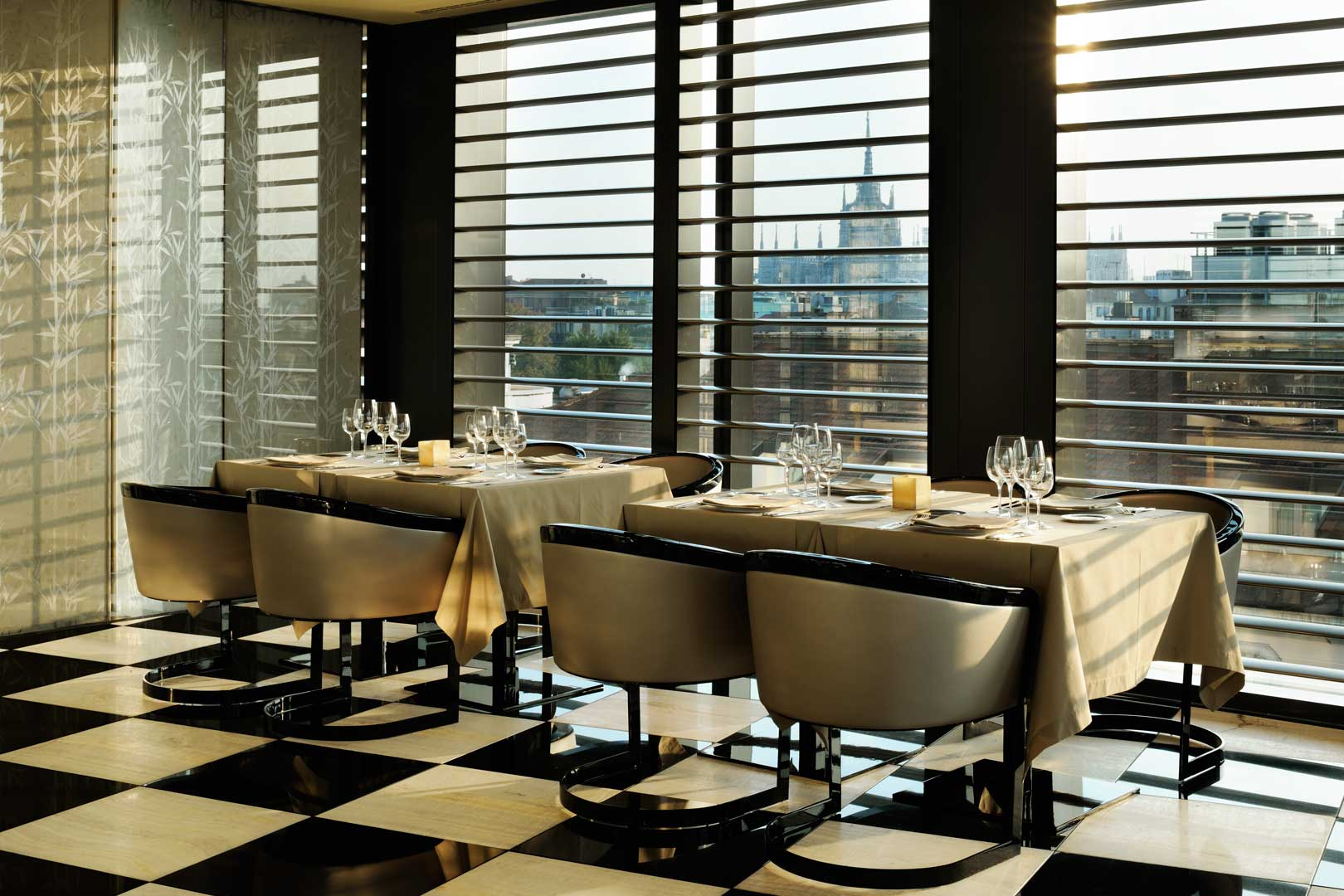 Armani Ristorante Flawless Milano - Lifestyle Guide