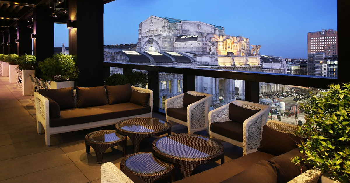 Terrazza Gallia  Flawless Milano  The Lifestyle Guide