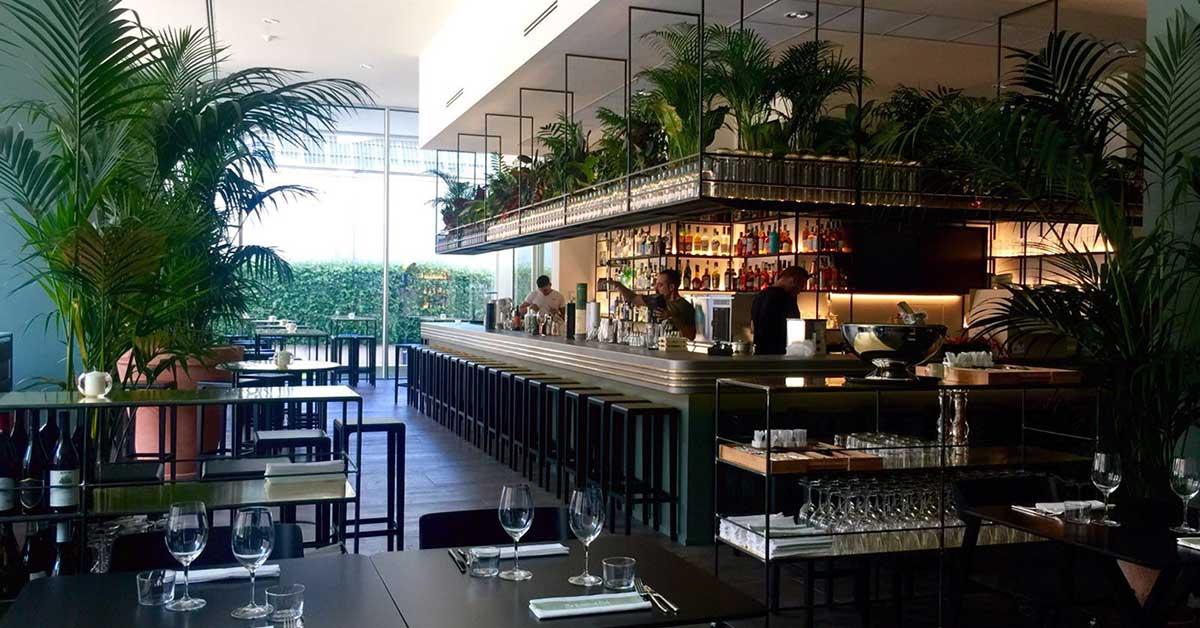 The Botanical Club  Tortona  Flawless Milano