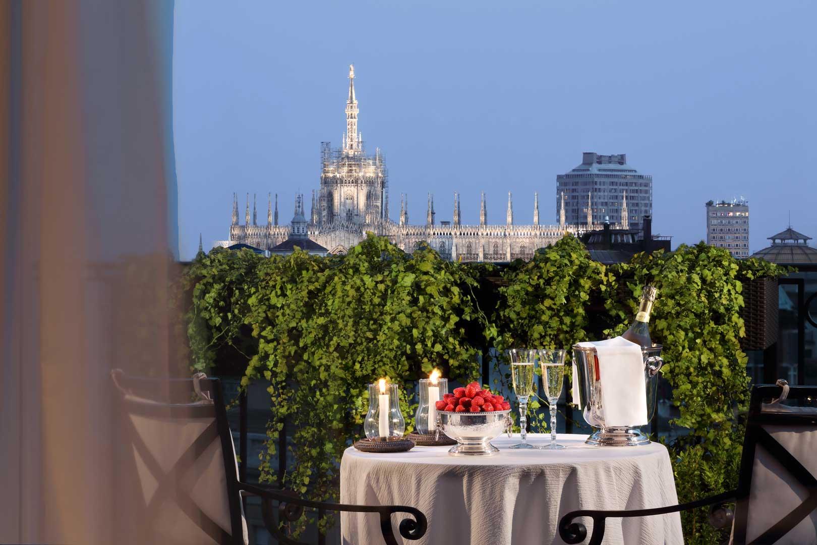 Palazzo Parigi  Flawless Milano  The Lifestyle Guide