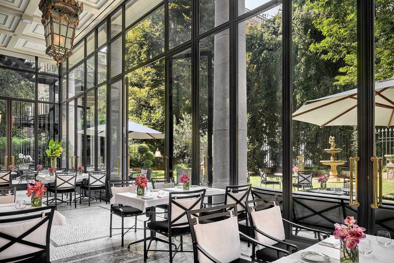 I migliori ristoranti con giardino di Milano  Flawless Milano