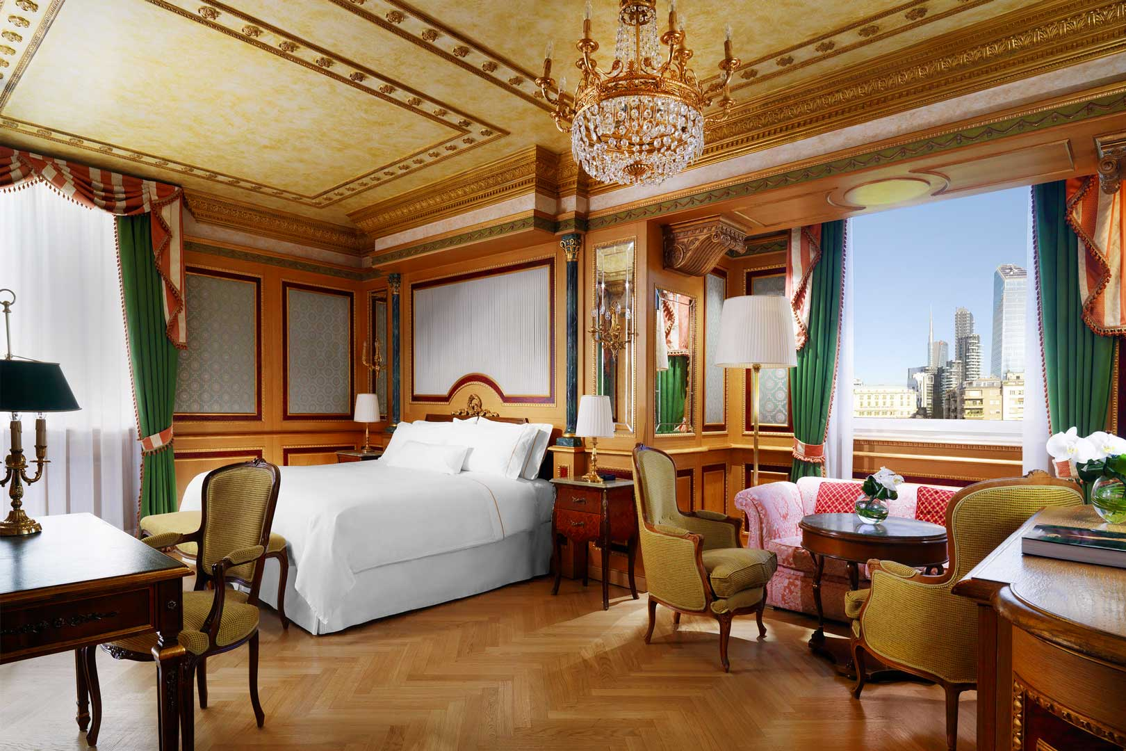 The Westin Palace Milan  Flawless Milano  The Lifestyle