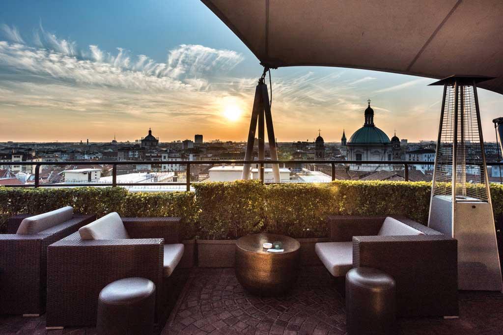 Le terrazze pi belle di Milano per laperitivo